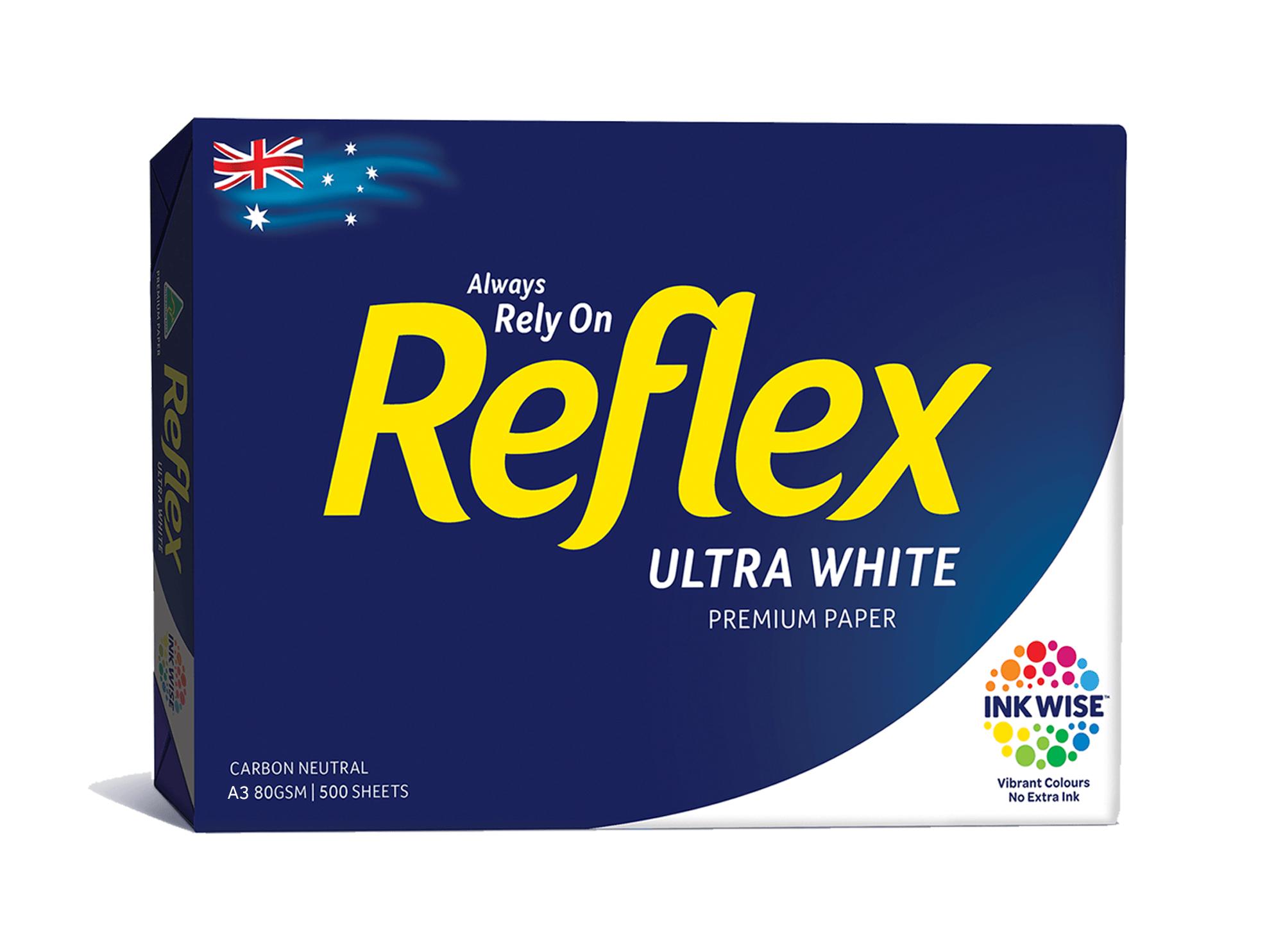 A3 - Copy Paper - 500 Sheets - Reflex
