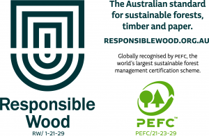 Responsible wood and PEFC