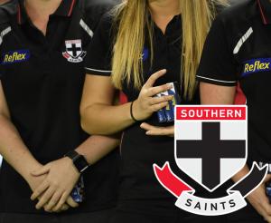 Southern Saints Tile
