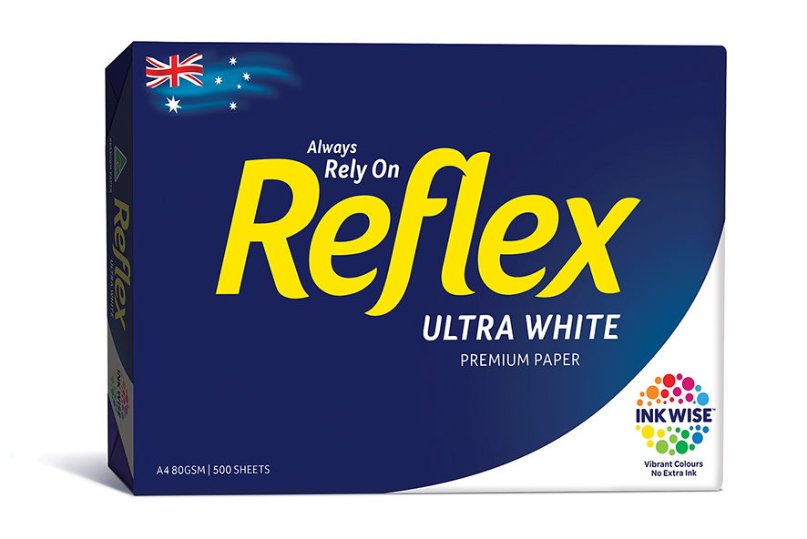 Reflex Ultra White A4 Export